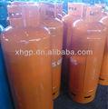 48kg gpl cilindro de gás com capacidade de 115l