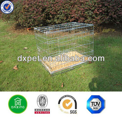 stainless steel dog kennel DXW003