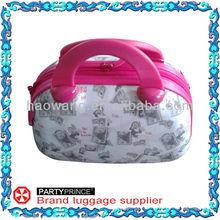 Hot Sale Waterproof Y20015 Cute ABS+ PC Beauty Bags