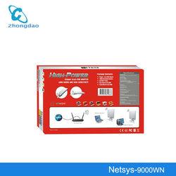 Netsys 9000wn Clipper B/G/N USB 98DBI WiFi Wireless Network Adapter and gift