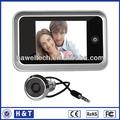 3.5 polegadas de alta qualidade deimagem digital porta peephole câmera visor