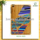 For apple ipad mini bamboo wood case new design