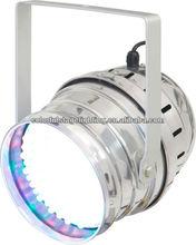 177*10mm 30W LED Par 64 RGB