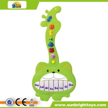 2013 mini humarous electric piano keyboard with flash light