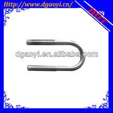 U shape stainless steel bolt