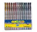 Glitter Gel caneta de tinta conjunto