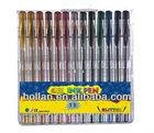 Glitter Gel Ink Pen Set