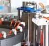 HLML-5 Linear Hot glue labeling machine