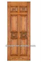 main entry wooden door