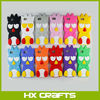 2013 cute chicken style silicone protective case for iphone 5
