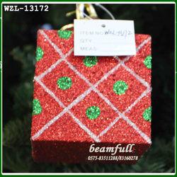 2013 hot sale! walmart Christmas pendant Christmas ornaments