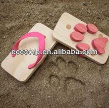 Electronic Novel Wood Animal Footprints USB