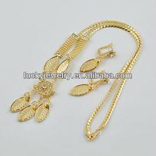 24k gold jewelry sets