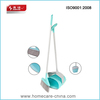 Wind proof long handle platic dustpan & broom set(design broom and dustpan set)