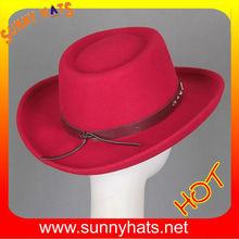 2014 wool felt pork pie hats