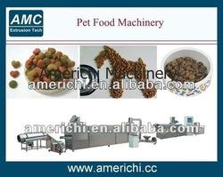 Pet/dog/cat food extrusion running machine