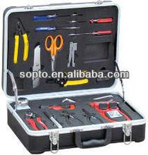 Professional Fiber Fusion Splicing Tool Kit SPT-6200N