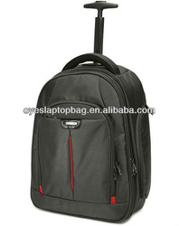 nylon laptop backpack trolley luggage