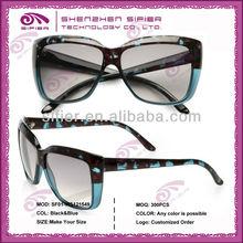 2014 Shiny Color Sunglasses Women Sunglasses Fashionable Sunglasses