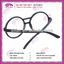 High Quality Acetate Round Optical Frame Eyewear Fashion 2013