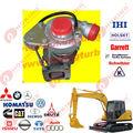 Para toyota hiace ct20 17201-54060 turbo