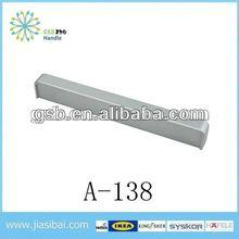 128mm Cabinet drawer pull,Wardrobe handle,BSN,PC