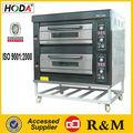 2013 nova Hoda francês forno de cozimento de pão, Gás forno de Pizza