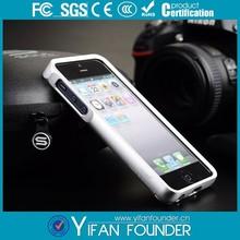 Aluminium case for iphone 5 bumper metal case for iphone 5S