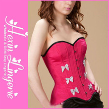2014 Hot Sale Grils Red Sexy Bowknot Candy Shaper