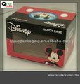 Mickey mouse cajas de regalo, Corrugado caja de regalo