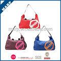 più nuovo stile di borsa per le ragazze borsetta tela