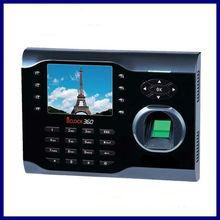Popular Fingerprint Time Attendance(3.5-inch TFT Screen) KO-IClock360