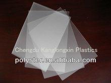 Matte Transparent Printable Polycarbonate,PC Film for Overlayer Decoration