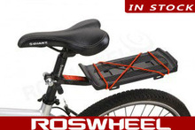 [62407] ROSWHEEL Sturdy carrier for bicycle seatpost mounting