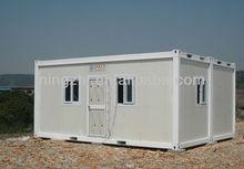 steel frame box house