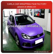 Purple Pearly lustre film uv-resistance big stickers for car vinyl car wrap
