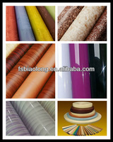 PVC Film for Membrane / Laminating / Wrapping