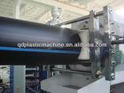 large diameter pe pipe production machine/line
