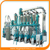 6FTF-40 flour milling machinery with round sifter and square sifter