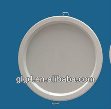 LED Downlights embedded installation 100v-240v AC Aluminum alloy & PMMA led downlight