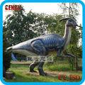 programado parasaurolophus dinosaurio modelo escultura