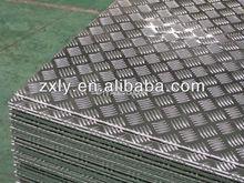 checker / embossed aluminum plate supplier