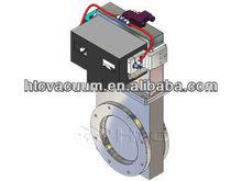 Pneumatic Gate Valve with ISO Flange (Aluminum) / Vacuum Gate Valve / Large gate valve