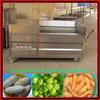 round and oval vegetable fruit washing and peeling machine AUSMQT800