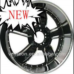 via alloy wheels 13inch 14inch 15inch 16inch fashinable Auto Alloy Wheel