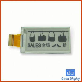 2.04 Inch low power consumption E-paper
