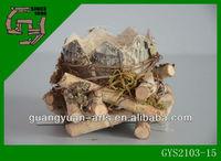 Handmade handicrafts Decorative bird nest