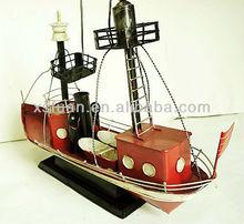 C1024 metal ship model
