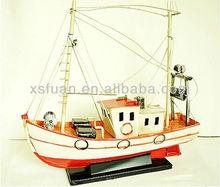 C1188 metal ship model