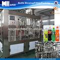 Bebida energética, licor, cerveja máquina de enchimento líquido